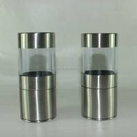 Best seller stainless steel mini salt mill black pepper grinder