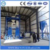 Chinese latest automatic dry mix mortar mixture making machine putty block joint line