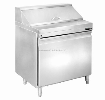 Stainless Steel Salad Bar Restaurant Equipment Buy