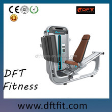 DFT-811 LEG Press commercial Gym exercise equipment/strength machine with weight stack