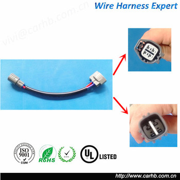 Stupendous 4 Wire O2 Oxygen Sensor Adapter Harness For Toyota Honda Buy Wiring Digital Resources Unprprontobusorg