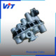 VIT Multi-circult way Protection Valve AE4528 for DAF 1607416 used on the ZB4578 air dryer