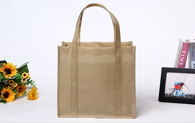 OEM service design promotional bulk non woven wine bag 6 bottle tote shopping beverage bag for sale