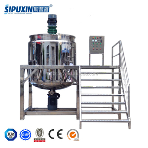 Liquid Single Tank Machine with Semi-automatic Mixer for Making Bath of Glass