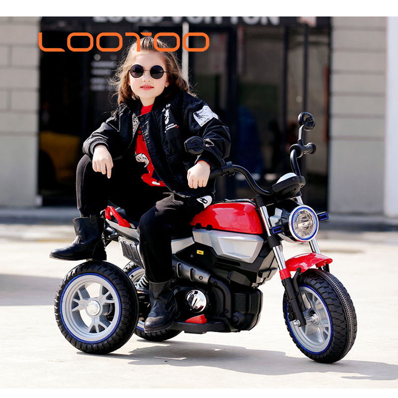 BIS certificate cheap price with high quality 3 wheel electric motorcycle / baby motorcycle