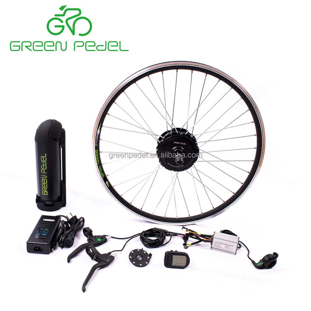 Greenpedel 26inch rear wheel electric kit for bicycle 36v 250w hub motor kit