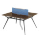 home use computer desk parts,2 person computer desk table for sale
