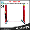 Portable and high quality LAUNCH TLT235SBA super symatric economical floorplate 2 post car lift