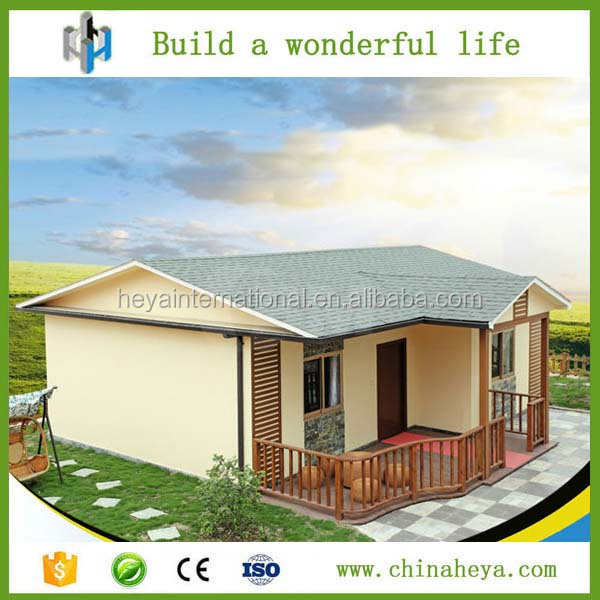 Moda mini casa prefabricada casas prefabricadas - Mini casas prefabricadas ...