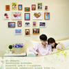 Family design to High Quality 21P set wedding photo album