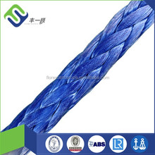 Synthetic Winch Line Towing UHMWPE Mooring Rope