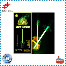 Hot selling 8'' Glow sword wand set stick for sale