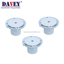 water return of swimming pool liner fitting/ swimming pool accessories backwater gap