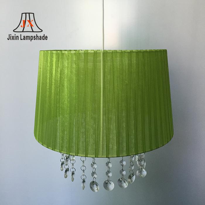Modern acrylic bead lamp shade with organza lampshade buy acrylic product display modern acrylic bead lamp shade with organza lampshade aloadofball Choice Image