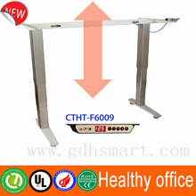 New product home furniture & healthy automatic adjustable desk & adjustable metal frame with electric motor