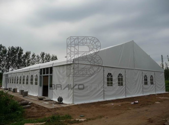 heavy duty wedding event clear marquee tent prices