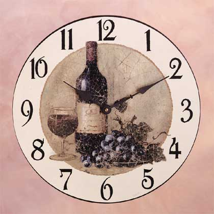 Grape Wall Clock, Grape Wall Clock Suppliers and Manufacturers at ...