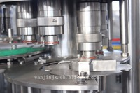 Vinegar/oil Filling Machinery And Production Line