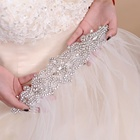 mantilla Bridal Wedding Veil for Hair Accessories Rhinestone Bridal Veil