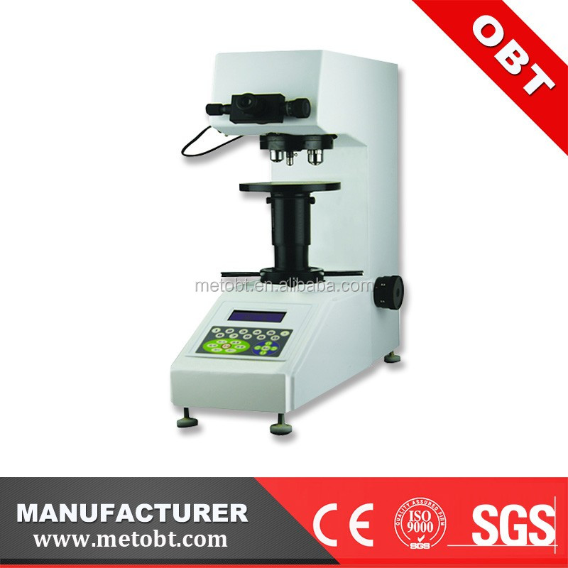 OBTV-5Z/10Z/30Z/50Z series Digital Vickers Hardness tester with Analog eyepiece and Motorized Turret