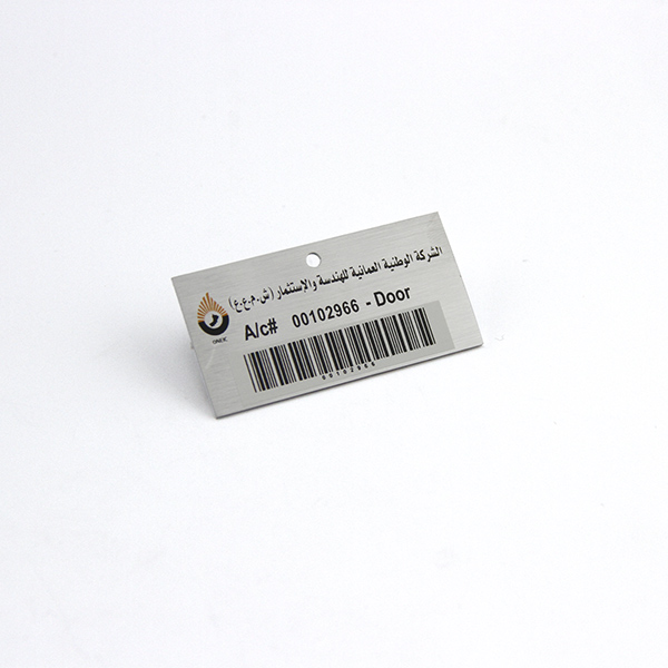 metal logo name brand tag for bags,shoes,garment