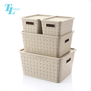 Durable multi-function portable storage containers homes