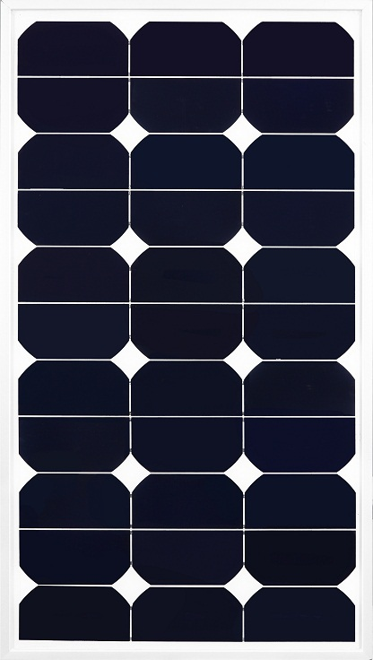 Small and thin film laminated solar panel 30w 50w 100w 150w