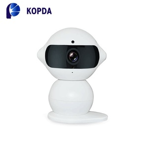 360 degree rotation smart ptz wifi wireless IP camera cctv cameras ultra mini camera
