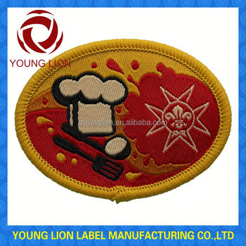 Applique Embroidery Animals Patches