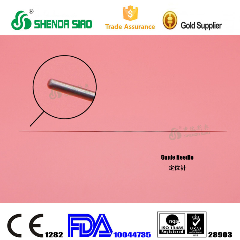 Market Price Competitive Quality Matched Stroz Wolf Surgical Guide Needle