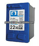 for HP 22 XL ink cartridge high capacity