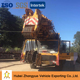 Good Price Used Germany Krupp 200 ton Mobile Crane KMK6200 for sale