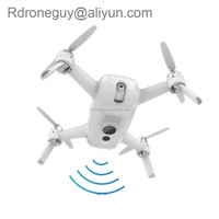 2017 hot sale professional yuneec breeze 4k selfie drones with 720p hd camera and gps like phantom drone