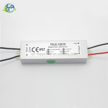Waterproof 10w Led Power Supply Circuit Diagram Constant Voltage 12v
