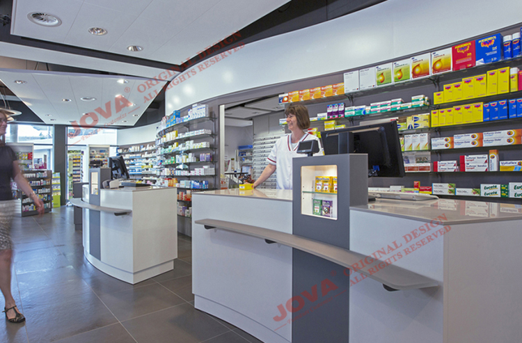 Creative Ideas For Retail Pharmacy Shop Interior Design - Buy ...