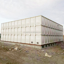 Grote plastic water tank 10000 liter <span class=keywords><strong>watertank</strong></span> grp sectionele hot druk water tanks