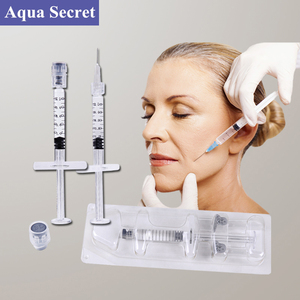 Medical injectable gel collagen injection grade mesotherapy hyaluronic acid