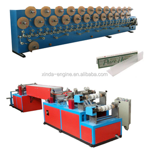New Model cigarette paper machine with use for Tobacco Paper