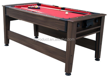 Coveritable In Rotate Rolling Air Hockey Pool Tableft Multi - Rolling pool table