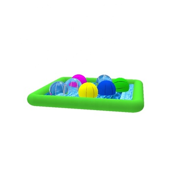 Colorful Water Ball Aqua Balls Water Games for children and adults