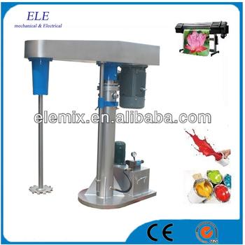 emulsion mixer machine