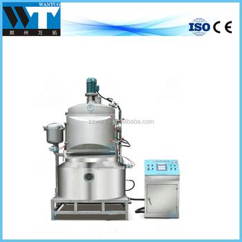 vacuum frying machine