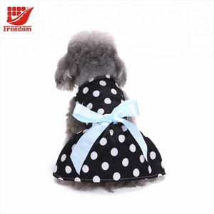 Cute Warm Pet Gog Christmas Clothes Pet Party Dress Pet Sweaters