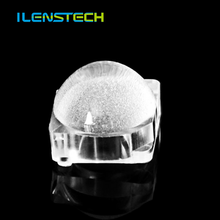 smd 5050 led lens / acrylic convex lens definition for cree MX3/6 led lenses