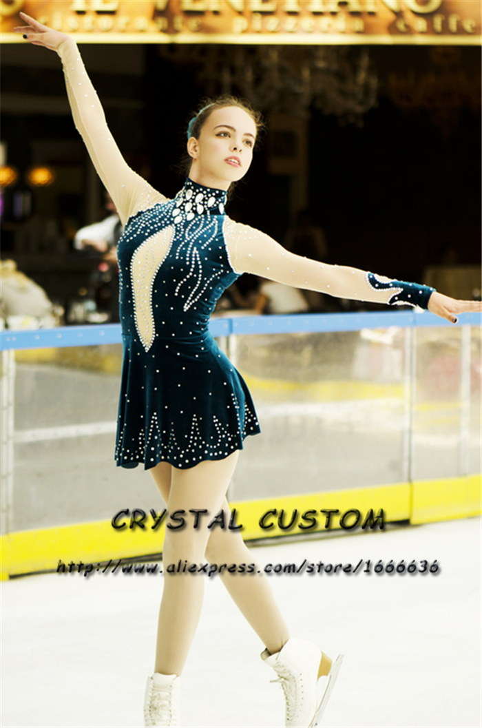 5dc164a8ba Online Buy Wholesale ice skating dresses from China ice .