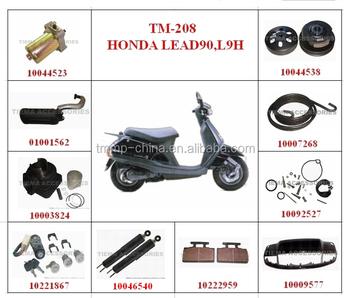 Tm-208 Lead90,L9h Motorcycle Spare Parts
