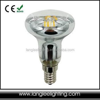Reflector Led 2700k e14 On Bulb e14 Product 220v Bulb 4w R50 Filament E14 Led Buy lK1FcJ