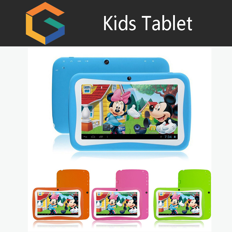 7 inch Android Wins Free Sample Kids Tablet PC Laptop China Cheap Price kids tablet online shopping india