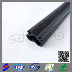 building industry flexible pvc gasket/seals extrusion for door window