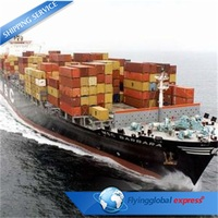 China Supplier Ocean Freight Rates Shipping Company To Chile World Courier Tracking Door to Door Shipment